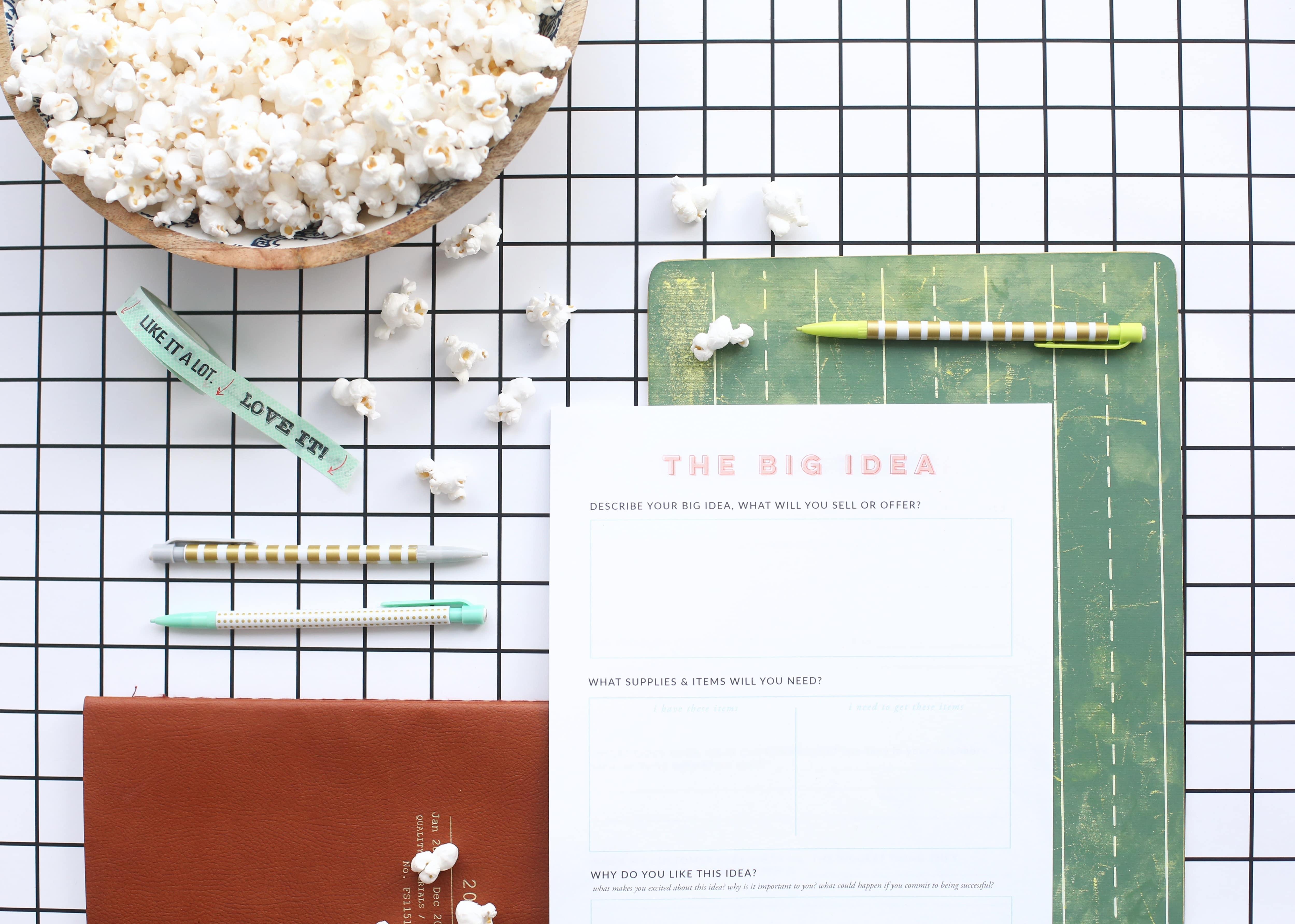 Content Big Idea | Coster Copy