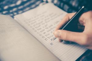 Feedback geven notitieboekje